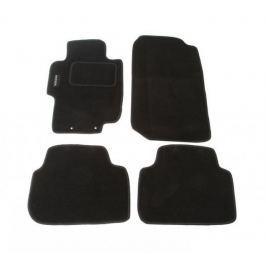 MAMMOOTH Koberce textilní, Honda Accord VII 2003-2008, černé, sada 4 ks