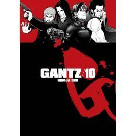 Oku Hiroja: Gantz 10