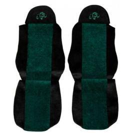 F-CORE Potahy na sedadla PS01, zelené