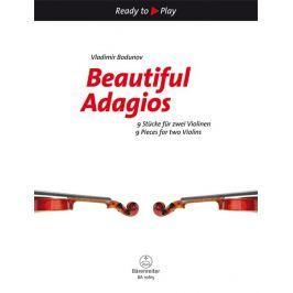 KN Beautiful Adagios Škola hry na housle