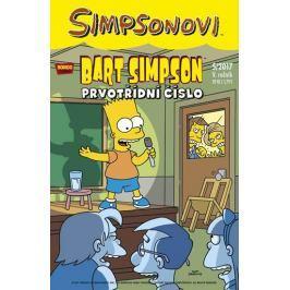 Groening Matt: Simpsonovi - Bart Simpson 5/2017 - Prvotřídní číslo