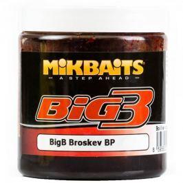 Mikbaits Boilies Legends V Dipu BigB Broskev Black Pepper 250 ml 16 mm