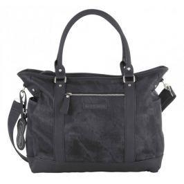 Koelstra Přebalovací taška Bine Ekokůže, Black