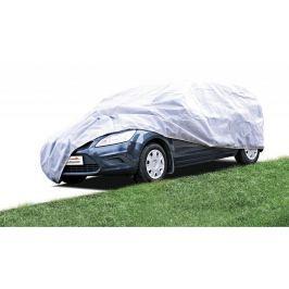 MAMMOOTH Třívrstvá, multi-sezónní  plachta na automobil, velikost M. Vhodná pro vozidla např. Fabia, Polo , C3, atd.