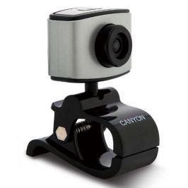 Canyon CNE-CWC2 720P HD webová kamera, USB2.0, otočná o 360°