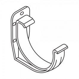 LanitPlast PVC hák RG 150 půlkulatý bílá barva