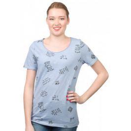 s.Oliver dámské tričko 38 modrá