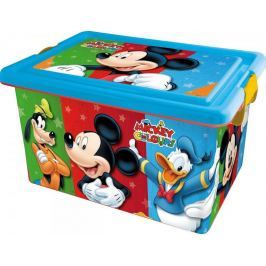 Kis Plastový box Mickey Colours, 13 l