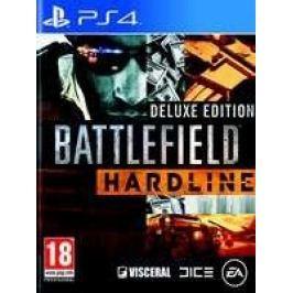 Battlefield: Hardline - Deluxe Edition (PS4)