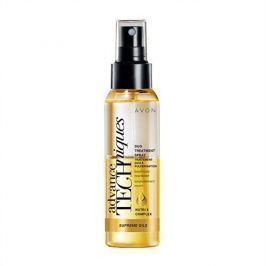 Avon Intenzivní vyživující duální sprej s luxusními oleji pro všechny typy vlasů Advance Techniques (Duo