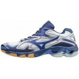 Mizuno Wave Bolt 5 modrá 42,5 - rozbaleno