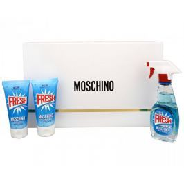 Moschino Fresh Couture - EDT 50 ml + tělové mléko 50 ml + sprchový gel 50 ml
