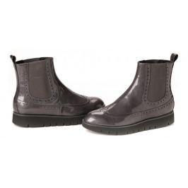 Geox dámská kotníčková obuv 37 šedá