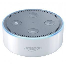 Amazon Echo DOT white - reproduktor s umělou inteligencí, (EU distribuce) + redukce EU