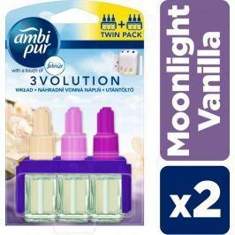 Ambi Pur 3Volution Moonlight Vanilla Náplň do osvěžovače 2x20ml
