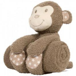 Bo Jungle Plyšová hračka s dekou