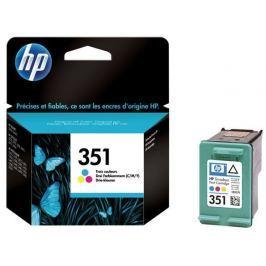 HP č.351 Tříbarevná originální inkoustová kazeta (CB337EE)