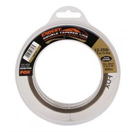 Fox Vlasec Exocet Double Tapered Line Trans Khaki 300 m 0,33 - 0,50 mm, 6,8 - 15,9 kg