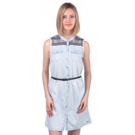Pepe Jeans dámské šaty Lulus XS modrá