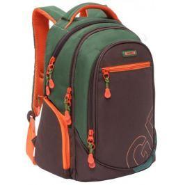 Grizzly Studentský batoh RU 711-2 Školní batohy