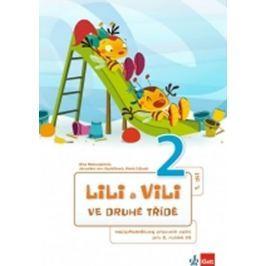 Nastoupilová Dita: Lili a Vili 2 - Ve druhé třídě