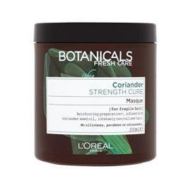 L'Oréal Posilující maska pro slabé a jemné vlasy Botanicals (Strenght Cure Mask) 200 ml