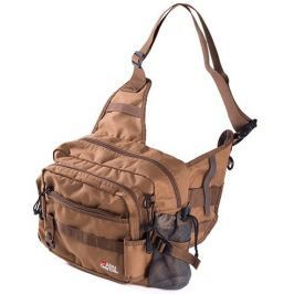 Abu-Garcia Taška One Shoulder Bag 2 Coyote Brown
