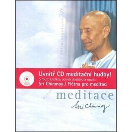 Sri Chinmoy: Meditace + CD Flétna pro meditaci