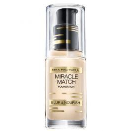 Max Factor Zkrášlující make-up Nové Generace (Miracle Match Foundation) (Odstín 55 Beige)