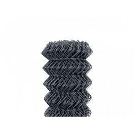 Čtyřhranné pletivo Zn+PVC 50 (kompakt, bez ND) - výška 180 cm, antracit, 25 m
