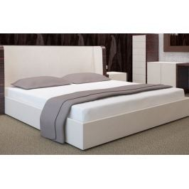 My Best Home Jersey napínací prostěradlo na matraci 140x200 cm bílá