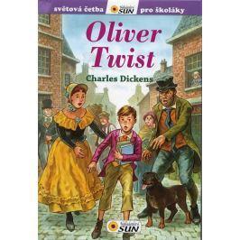 Dickens Charles: Oliver Twist - Světová četba pro školáky