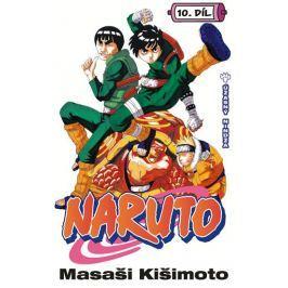 Kišimoto Masaši: Naruto 10 - Úžasný nindža