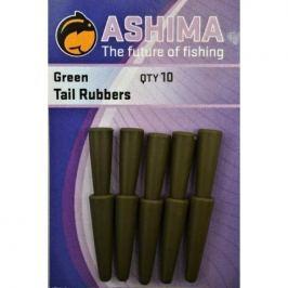 Ashima čepička na závěsku Zelená