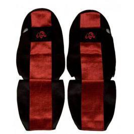 F-CORE Potahy na sedadla PS08, červené
