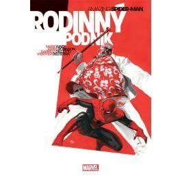 Waid Mark, Robinson James: Spider-Man - Rodinný podnik
