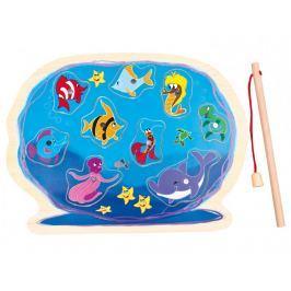Bino Puzzle akvárium s prutem