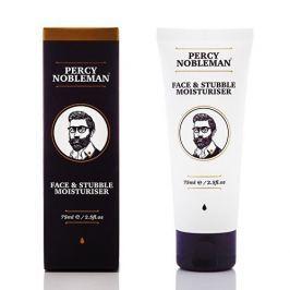 Percy Nobleman Hydratační krém na obličej a vousy (Face & Stubble Moisturizer) 75 ml