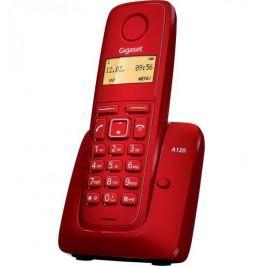 Gigaset A120, Red - rozbaleno Kancelářské telefony