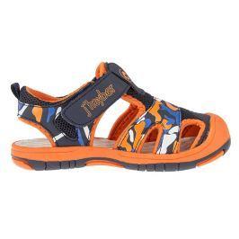 J´Hayber chlapecké sandály ZJ53302 22 oranžová