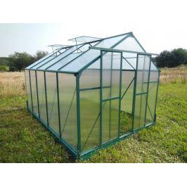 LanitPlast prosklení ke skleníku Plugin 8x14