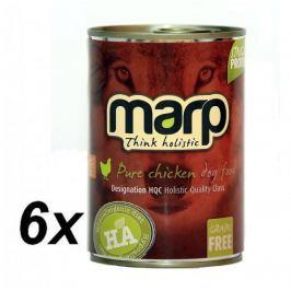 Marp holistic - Pure chicken 6 x 800g