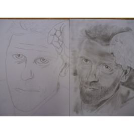 Poukaz Allegria - kresba portrétu