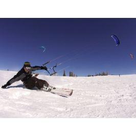 Poukaz Allegria - kurz snowkitingu Oderské Vrchy