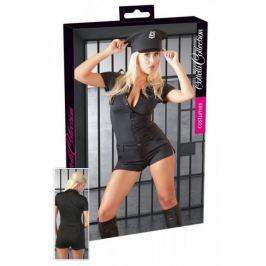 Kostým Policistka - Polizei-Overall (M)