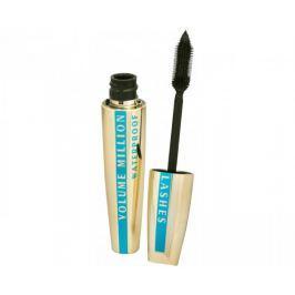L'Oréal Voděodolná řasenka Volume Million Lashes Waterproof 9 ml (Odstín Black)