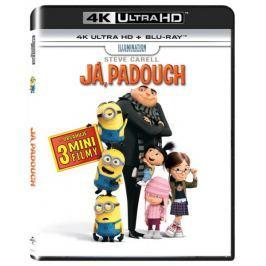 Já, padouch  (2 disky) - Blu-ray + 4K ULTRA HD