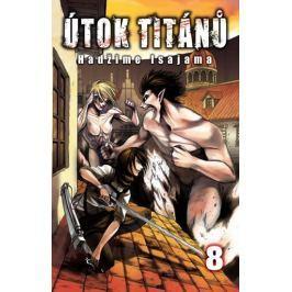 Isajama Hadžime: Útok titánů 8