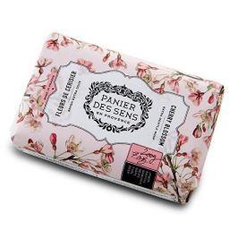 Panier des Sens Extra jemné přírodní mýdlo s bambuckým máslem Třešňový květ (Extra Gentle Soap) 200 g