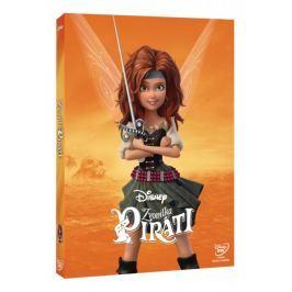 Zvonilka a piráti   (Edice Disney Víly)   - DVD
